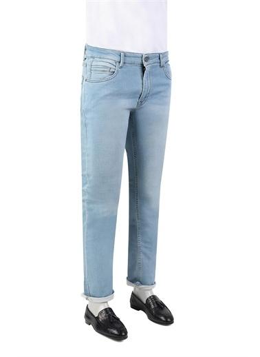 TWN Super Slim Fit Denim Pantolon Mavi